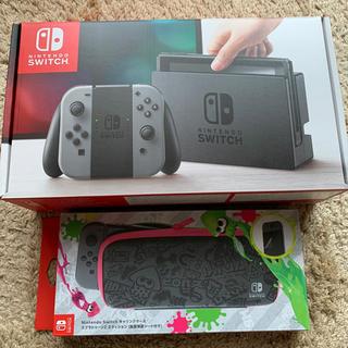 Nintendo Switch - あんな様専用 Nintendo Switch JOY-CON グレー 本体