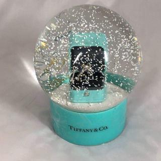 Tiffany & Co. - 新品★TIFFANY ティファニー スノードーム エンゲージリング ノベルティ