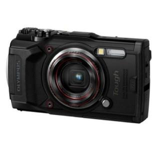 オリンパス(OLYMPUS)のOLYMPUS オリンパス コンパクトデジタルカメラ Tough TG-6 (コンパクトデジタルカメラ)