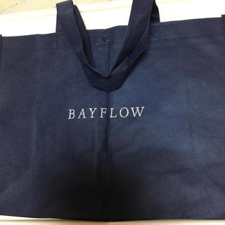 ベイフロー(BAYFLOW)のBAYFLOWのトートバッグ(トートバッグ)