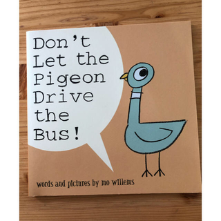 DON'T LET THE PIGEON DRIVE THE BUS(P)(洋書)