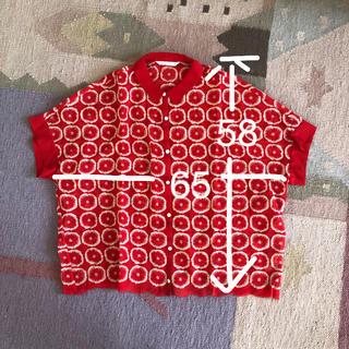 ミナペルホネン(mina perhonen)のミナペルホネン jelly fishトップス@A22(Tシャツ/カットソー(半袖/袖なし))