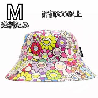 Mサイズ 村上隆 Flower Bucket Hat フラワーバケットハット(ハット)