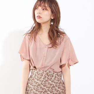 ナチュラルクチュール(natural couture)のnaturalcouture/トップス(シャツ/ブラウス(半袖/袖なし))