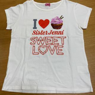 ジェニィ(JENNI)の女の子 150 (Tシャツ/カットソー)