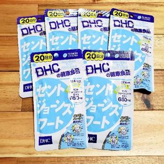 DHC - DHC セントジョーンズワート20日分 ×6袋