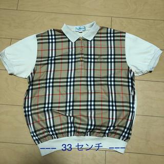 バーバリー(BURBERRY)のレディースシャツ(ポロシャツ)