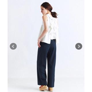 DEUXIEME CLASSE - yori 新品未使用 タグ付き ワイドパンツ ズボン ボトムス 38