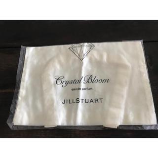 ジルスチュアート(JILLSTUART)のジルスチュアート クリスタルブルーム トート エコ バック フラワー 未開封(トートバッグ)
