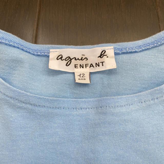 agnes b.(アニエスベー)のアニエスb  女児 Tシャツ キッズ/ベビー/マタニティのキッズ服女の子用(90cm~)(Tシャツ/カットソー)の商品写真