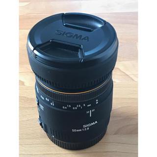 SIGMA - シグマ  50mm マクロ EFマウント