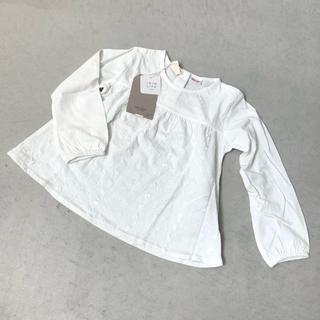 ザラ(ZARA)の新品タグ付き◯ ZARA baby トップス(Tシャツ/カットソー)