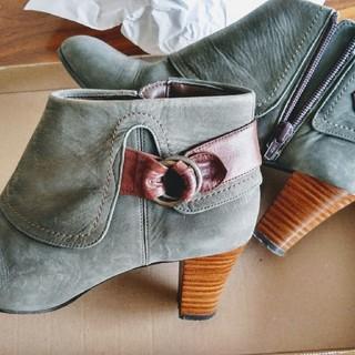 バークレー(BARCLAY)のショートブーツ(ブーツ)