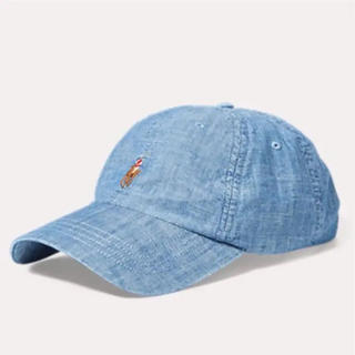 ポロラルフローレン(POLO RALPH LAUREN)の新品タグ付き ポロ ラルフローレン スポーツ キャップ 帽子(キャップ)