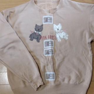 ピンクハウス(PINK HOUSE)の専用☆ピンクハウス トレーナー 犬柄(トレーナー/スウェット)