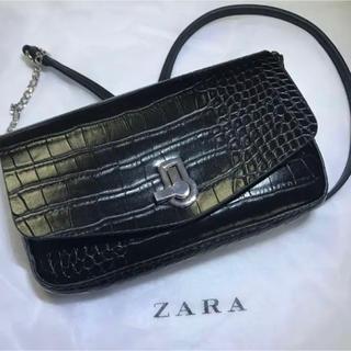 ZARA - ZARA ショルダーバッグ