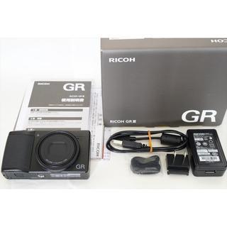 リコー(RICOH)の RICOH GR3 GRⅢ おまけ付(コンパクトデジタルカメラ)