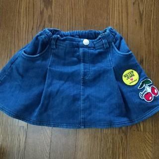 ジェニィ(JENNI)のシスタージェニー スカートパンツ 130 ジェニー(スカート)