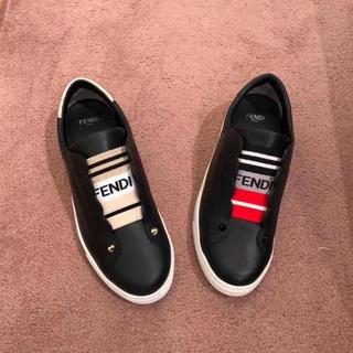 フェンディ(FENDI)のFENDI 靴 スニーカー 2色(スニーカー)