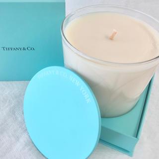 ティファニー(Tiffany & Co.)の【新品・未使用】TIFFANY&Co. キャンドル 03(キャンドル)