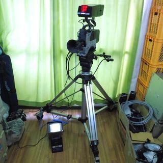 パナソニック(Panasonic)のPanasonic WV-F70 業務用ビデオカメラ (スタジオ仕様品)(ビデオカメラ)
