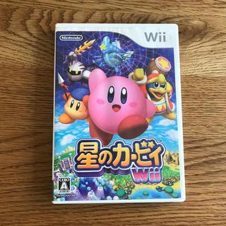Wii - 星のカービィ Wii