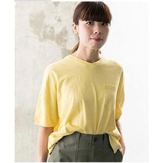 アーバンリサーチ(URBAN RESEARCH)のURBAN RESEARCH スラブ天竺ボックスTシャツ(Tシャツ(半袖/袖なし))