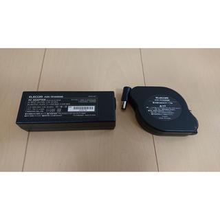 エレコム(ELECOM)のELECOM ACアダプタ ACDC-TB1565BKMB(PCパーツ)