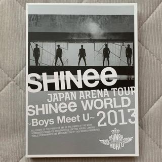 シャイニー(SHINee)のJAPAN ARENA TOUR SHINee WORLD 2013 DVD(ミュージック)