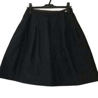 フォクシー(FOXEY)のフォクシー スカート サイズ40 M美品  - 黒(その他)