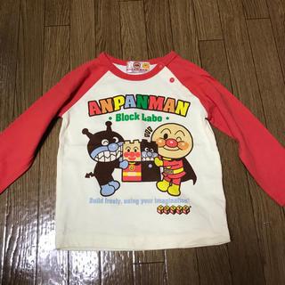 アンパンマン - アンパンマン  ラグランTシャツ 90