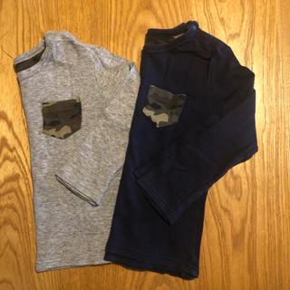 ユニクロ(UNIQLO)のユニクロ カットソー100(Tシャツ/カットソー)