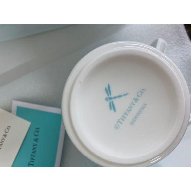 Tiffany & Co.(ティファニー)の【未使用】Tiffany マグカップ インテリア/住まい/日用品のキッチン/食器(グラス/カップ)の商品写真