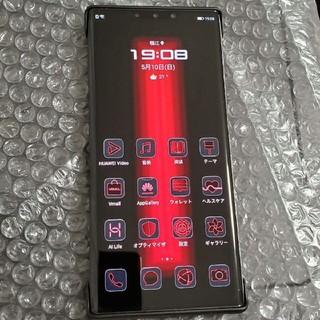 希少品 Huawei Mate 30 RS 5G 極美品使用感なし