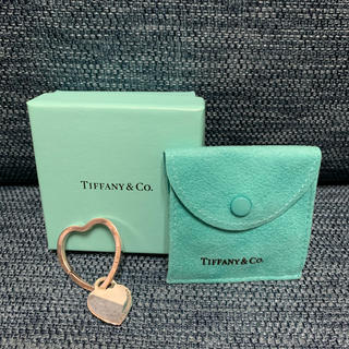 ティファニー(Tiffany & Co.)のTiffany ティファニー キーリング 池袋西武百貨店購入(キーホルダー)