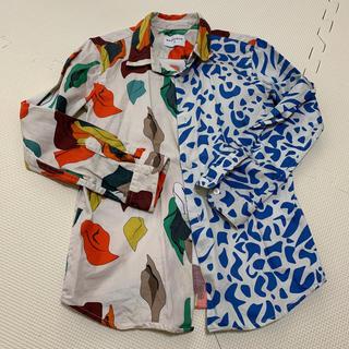 ボボチョース(bobo chose)のWOLF&RITA シャツ 美品(Tシャツ/カットソー)