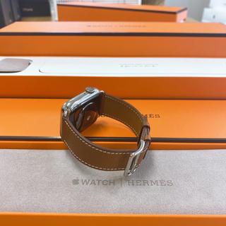 アップルウォッチ(Apple Watch)のApple Watch エルメス Series 5 44mm MWRA2J/A(腕時計(デジタル))