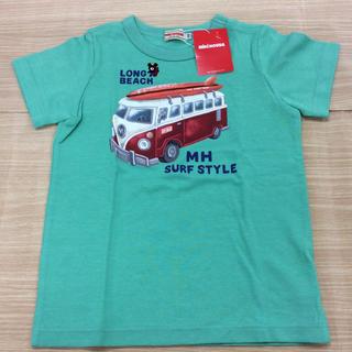 mikihouse - 未使用★mikihouse110cm 半袖Tシャツ 02MN0803096