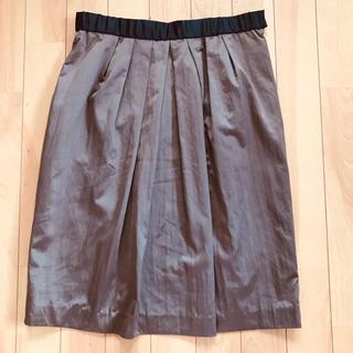 ROPE - 茶色 スカート