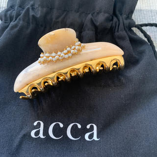 acca - accaヘアクリップ