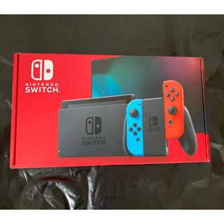 Nintendo Switch - 任天堂スイッチ本体 新品未使用 ネオン