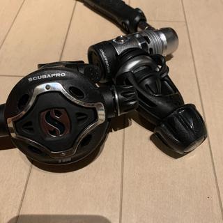 スキューバプロ(SCUBAPRO)のマシャ様専用 SCUBAPROレギュレータ mk25 s600 ダイビング(マリン/スイミング)