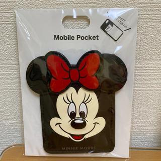 ディズニー(Disney)のスマホ モバイルポケット(iPhoneケース)