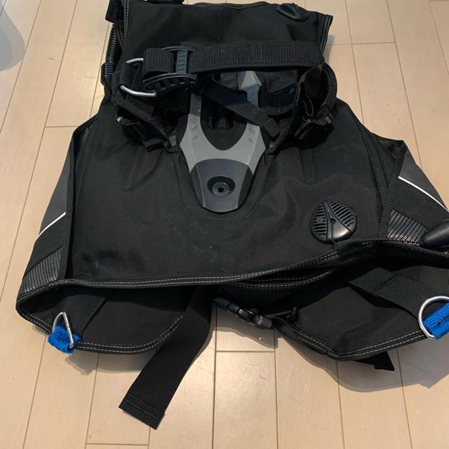 Aqua Lung(アクアラング)のNEJI様専用 アクアラングBC エアソース付き PRO HD サイズSM スポーツ/アウトドアのスポーツ/アウトドア その他(マリン/スイミング)の商品写真