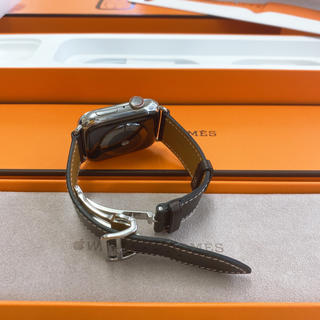 アップルウォッチ(Apple Watch)のアップル Watch エルメス Series 4 44mm MU752J/A(腕時計(デジタル))