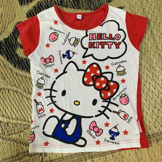 ハローキティ(ハローキティ)のキティちゃん Tシャツ(Tシャツ/カットソー)
