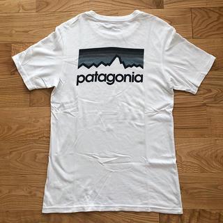 パタゴニア(patagonia)のpatagonia パタゴニア Tシャツ アウトドア(Tシャツ/カットソー(半袖/袖なし))