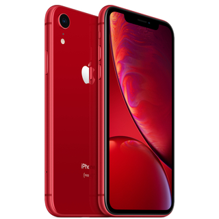 Apple - SIMフリー iPhoneXR 128GB レッド