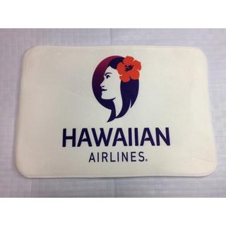 ハワイアン航空 新ロゴ バスマット 玄関マット キッチンマット