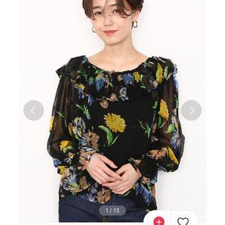 Adam et Rope' - Louvre chiffon blouse